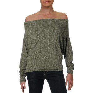 American Rag Mock Neck Ribbed Sweater Size Small